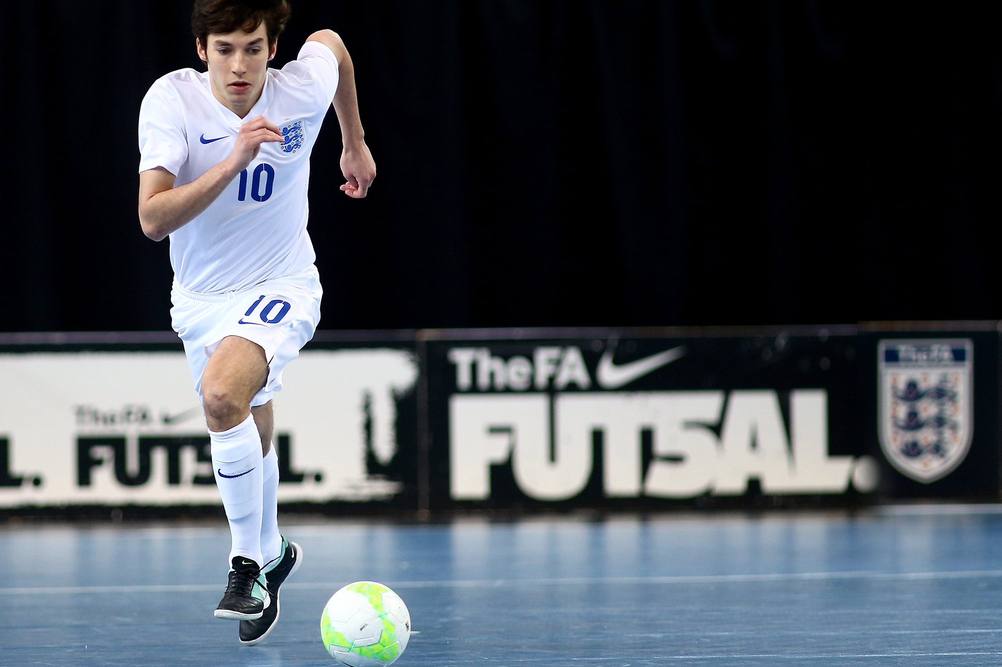 Welcome to England Futsal